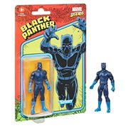 Marvel Legends Retro 375 Collection Black Panther 3 3/4-Inch Action Figure