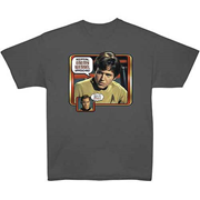 Star Trek Enemy Wessel Chekov T-Shirt