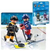 Playmobil 9012 NHL Rivalry Series - BOS vs NYR Action Figure 2-Pack