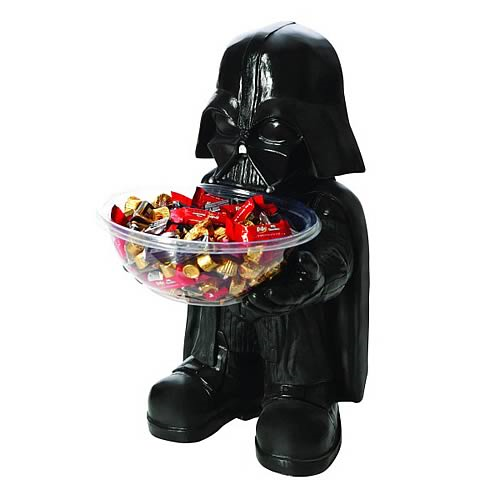 Star Wars Darth Vader Candy Bowl Holder