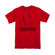 Princess Bride Morons T-Shirt
