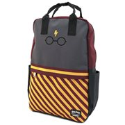 Harry Potter Glasses Gryffindor Nylon Backpack