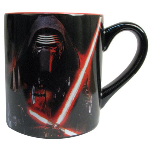 Star Wars: Episode VII - The Force Awakens Kylo Ren Space 14 oz. Ceramic Mug