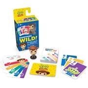 Toy Story Something Wild Pop! Card Game - English / French Edition
