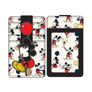 Mickey Mouse Poses Print Card Holder Wallet