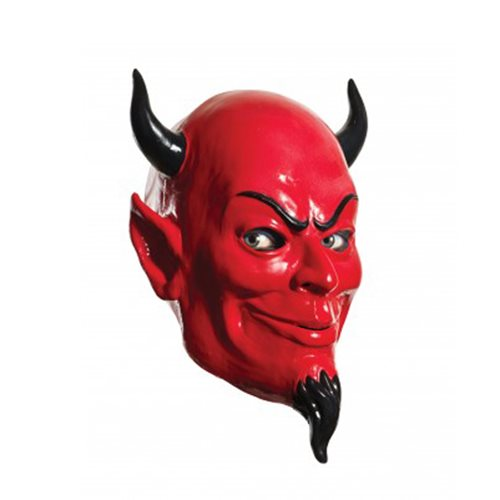 Scream Queens Red Devil Deluxe Latex Mask