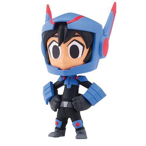 Big Hero 6 TV Series Chibi Figure 2-Pack Case