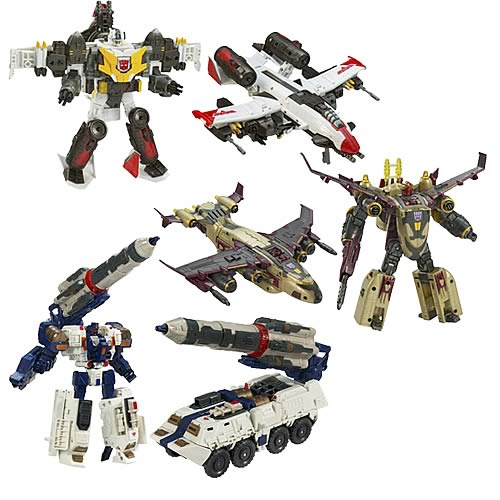 Transformers Cybertron Ultra Wave 5