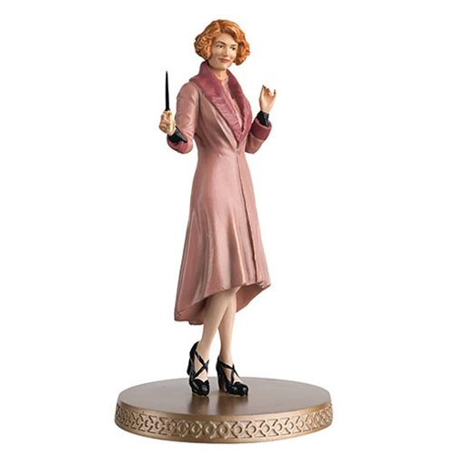 Harry Potter Wizarding World Collection Queenie Goldstein Figure with Collector Magazine, Not Mint