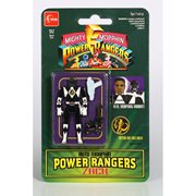 Mighty Morphin Power Rangers Auto Morphin Black Ranger Zach Pin