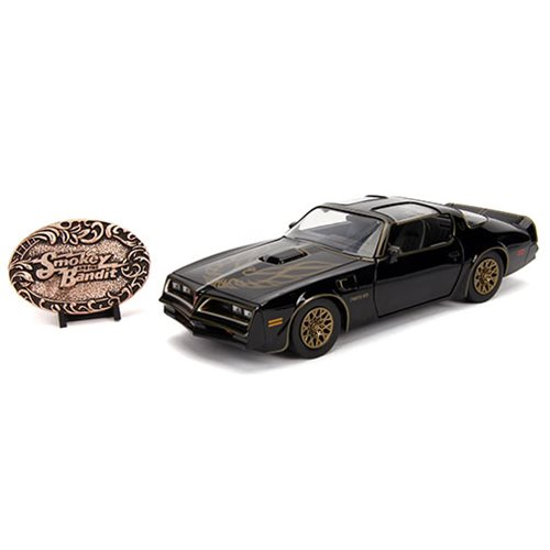 Hollywood Rides Smokey and the Bandit 1977 Pontiac Firebird 1:24 Scale Vehicle