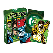 Green Lantern Playing Cards