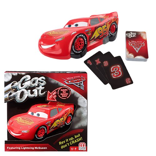 Gas Out Cars Game
