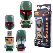 Star Wars Boba Fett Mimobot USB Flash Drive