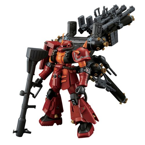 Gundam Thunderbolt Psycho Zaku Anime Color High Grade TB Model Kit