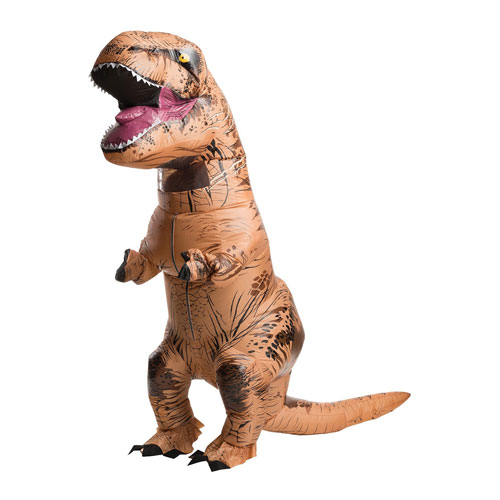 Jurassic World T-Rex Deluxe Adult Air-Blown Costume