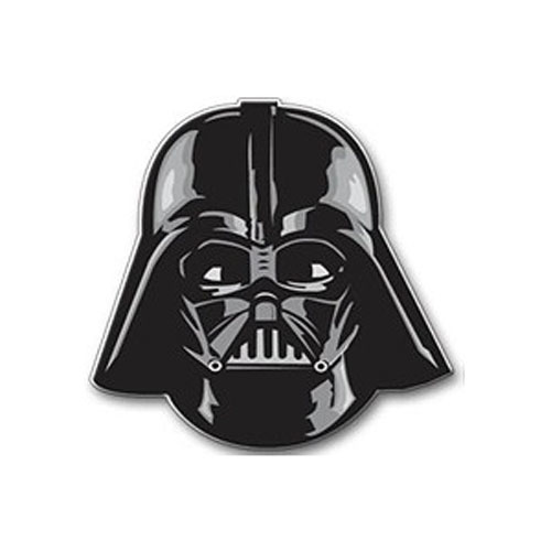 Star Wars Darth Vader Face Die-Cut Wood Wall Art