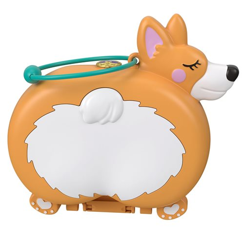 Polly Pocket Big Pocket Corgi Cuddles Compact
