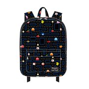Hello Kitty Pac-Man Maze Print Nylon Backpack