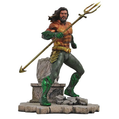 DC Gallery Aquaman Movie PVC Statue