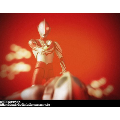 Ultraman Zoffy SH Figuarts Action Figure