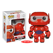 Big Hero 6 Baymax Pop! Vinyl Figure, Not Mint