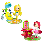 Strawberry Shortcake Berry Bitty Shops and Doll Set