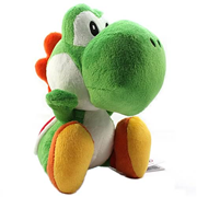 Super Mario Bros. Small Size Yoshi Plush Doll