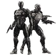 RoboCop 2014 OmniCorp EM-208 Enforcement Droid 1:18 Scale Action Figure 2-Pack - Previews Exclusive