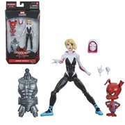 Spider-Man Marvel Legends 6-Inch Spider-Gwen and Peter Porker Action Figure