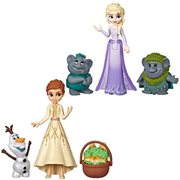 Frozen 2 Small Doll and Friends Wave 1 Set