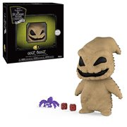 The Nightmare Before Christmas Oogie Boogie 5 Star Vinyl Figure