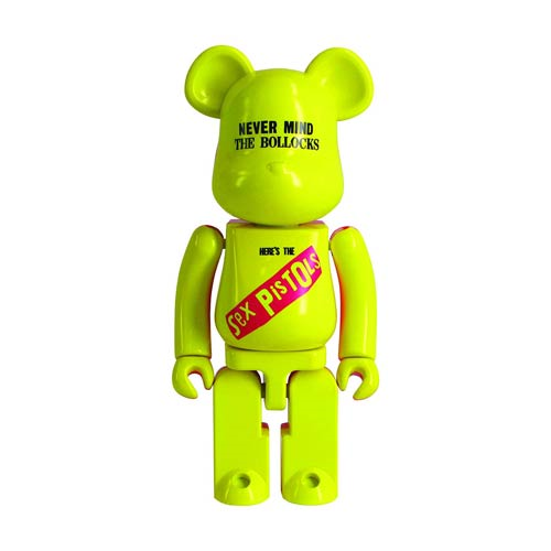 Sex Pistols Super Alloyed 200% Bearbrick Figure