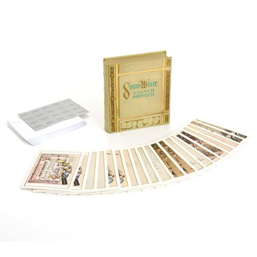 Walt Disney Archives Collection Snow White Notecard Set
