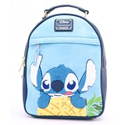 Lilo & Stitch Stitch Profile Mini Backpack