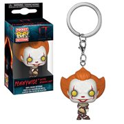 It: Chapter 2 Pennywise with Beaver Hat Pocket Pop! Key Chain