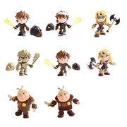 HTTYD Heroes & Humans Wv. 1 Action Vinyl Figure Display Case