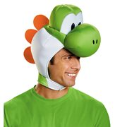 Super Mario Bros. Yoshi Adult Roleplay Headpiece