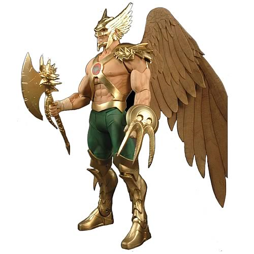 DC Unlimited Hawkman New 52 Action Figure