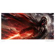 Star Wars Conquering Shadow by Raymond Swanland Paper Giclee Art Print
