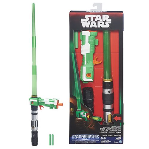 Star Wars Rogue One Bladebuilders Blast Tech Lightsaber