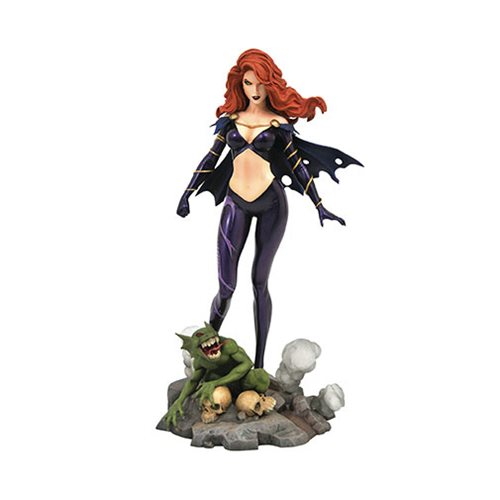Marvel Comic Gallery Goblin Queen Statue