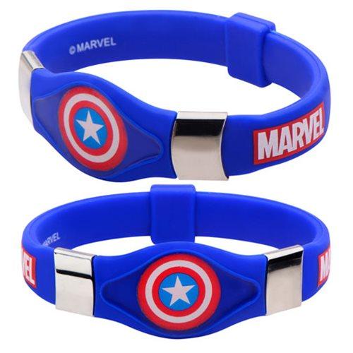 Marvel Captain America Silicone Bracelet