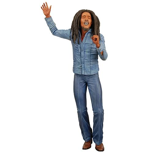 Bob Marley 7-Inch Action Figure