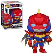 Marvel Mech Captain Marvel Pop! Vinyl Figure