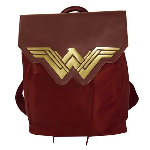 Wonder Woman Fashion Backpack