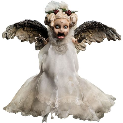 Krampus Cherub Tree Topper