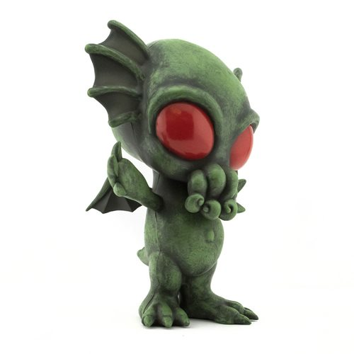 Cryptkins Unleashed Cthulhu Patina 5-Inch Vinyl Figure - HCF 2002 Previews Exclusive