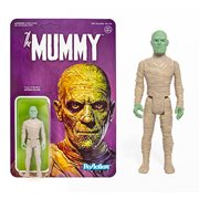 Universal Monsters The Mummy 3 3/4-inch ReAction Figure