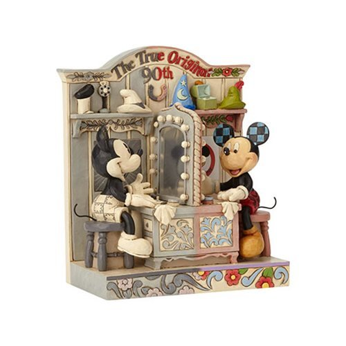 Disney Traditions Mickey Mouse 90th Anniversary The True Original Statue by Jim Shore